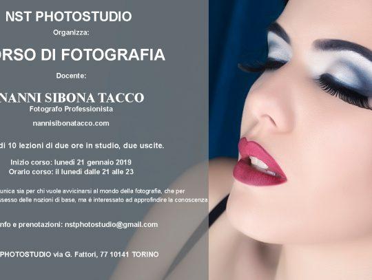 Corso di fotografia Torino