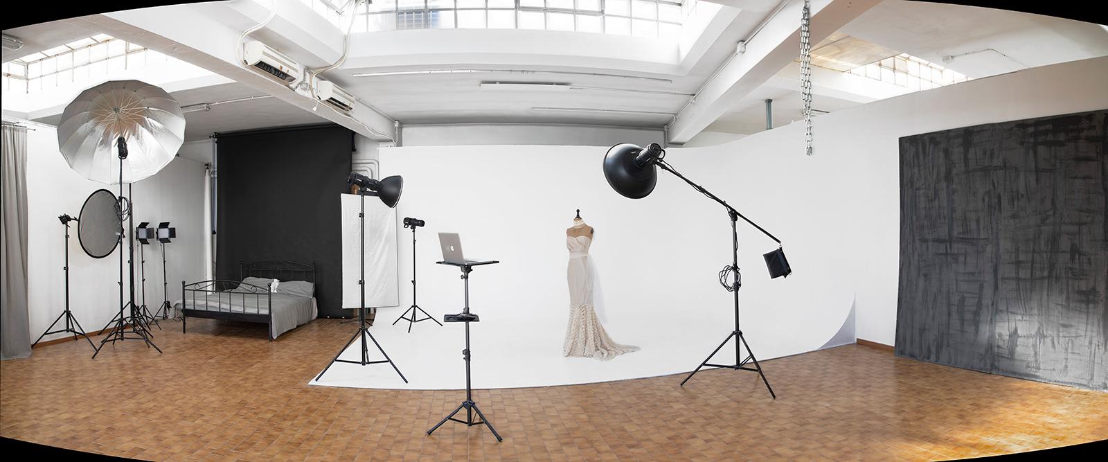 studio fotografico Torino sala posa Torino limbo
